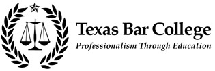 TX Bar College B&W Logo