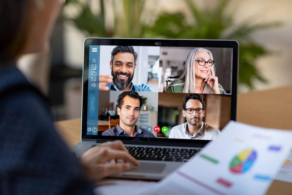 Teleconference - Live Streaming Consultation